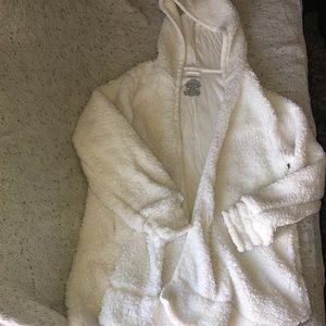 Sherpa Lounge Sweater
